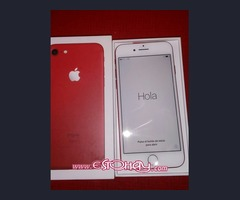 Oferta Original iPhone6s e 7 Red e Samsung S8+