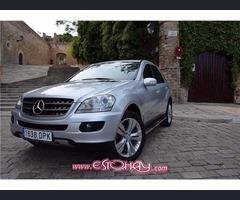 Mercedes-Benz ML 350 Impecable estado