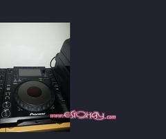 2 Cdj pioneer 900 nexus
