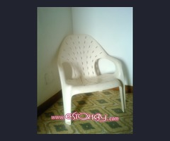 Vendo sillas para jardín