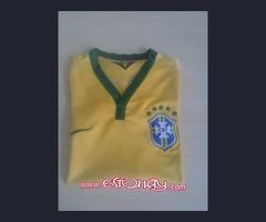 Brasil Replica Shirt adecuado de 8 a 10 años