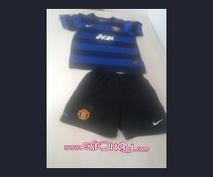 Manchester United con jugador Chicharito Replica Shirt y kit