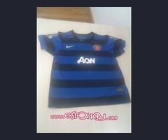 Manchester United con jugador Chicharito Replica Shirt y kit