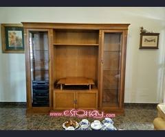Mueble madera maciza roble en muy buen estado