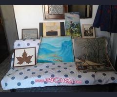 cuadros y lienzos