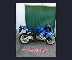 HONDA CBR 600 RR (2005-2007)