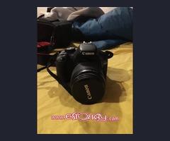CANON EOS 550D + OBJETIVO
