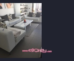 Sofá blanca piel original