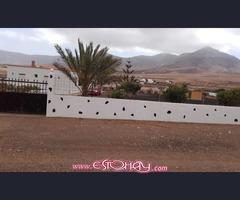 Vendo Finca en Fuerteventura con chalet a 250.000€
