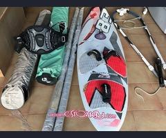 Material windsurf