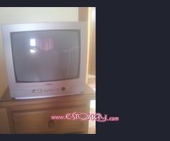 """Tv Sanyo 14"""" en buen estado."""