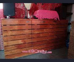 Mueble de Teca 3 puertas