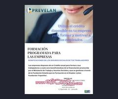 PREVELAN - SERVICIOS DE FORMACIÓN Y CONSULTORÍA