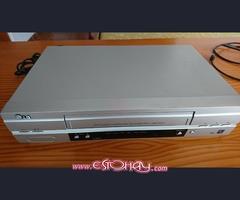 Lector VHS marca LG  Semi-nuevo