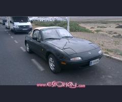 Mazda Mx5 Cabrio