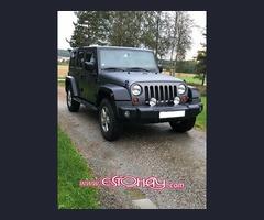 Vendo me Jeep Wrangler
