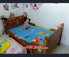 cama infantil extensible
