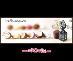 RIAL CHOCOLATES - productos artesanos