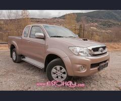 Toyota Hilux SR5. 144 ch. 2010