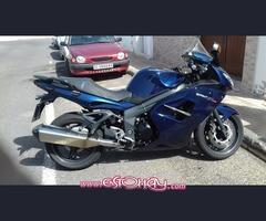 Moto sport turing