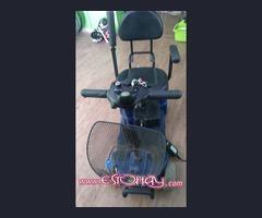Scooter electrico para minusvalido