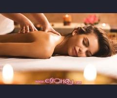 manicura y pedicura mas masajes domicilio