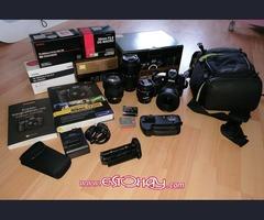 Nikon D5100 16.2 MP Cámara / Nikon D D7100
