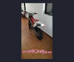 Honda crf 250 matriculada