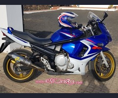 Se vende Suzuki 650