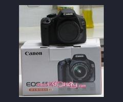 Cámara Canon EOS 500D 15MP DSLR