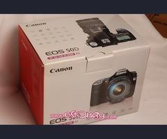 Cámara Canon EOS 50D 15MP DSLR