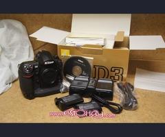 Nikon D3s 12MP cámara digital SLR