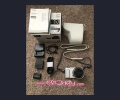 Cámara réflex digital Sony Alpha NEX-3 14.2 MP