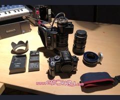 Panasonic Lumix DMC-GH2 16MP SLR