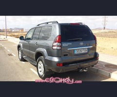 TOYOTA LAND CRUISER 120 EXCLUSIVE