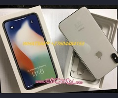 iPhone X 64GB costo 460 EUR iPhone 8 64GB 370 EUR iPhone 7 32GB 300 EUR