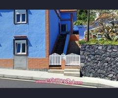 Casa canaria amueblada de dos plantas con apartamento contiguo también amueblado