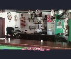 Alquiler Bar Mesón La Fuente en Cañaveral de León (Huelva)