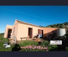ID-232 Casa Rústica con Terreno en Santo Domingo Garafia