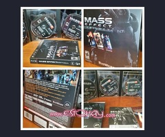 PACK MASS EFFECT COLECCIONISTA