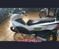 Honda PCX 125 BLANCO PERLA