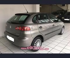Seat ibiza 1.4l 16v 75ch 2005 de climatización 5 puertas