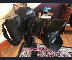 Nuevas cámaras DSLR con lente