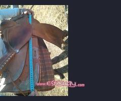Silla de montar a caballo Brand Pullman by Continental Saddlery