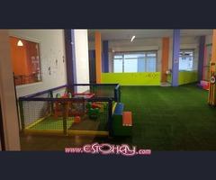 Se traspasa parque infantil en Arrecife