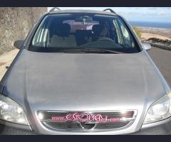 Vendo Opel Zafira