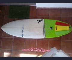 VENDO TABLA DE SURF 6.2
