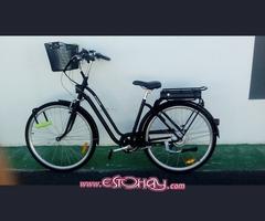 bicicleta electrica y accesorios