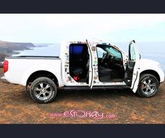 '08 Nissan Navara 2.5L turbo diesel 4x4