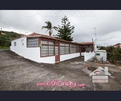 ID-234   Casa Independiente con Terreno en La Polvacera Breña Baja Isla la.